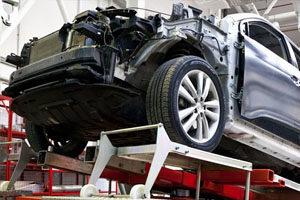 Кузовной ремонт (любой сложности)