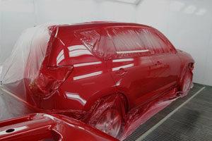 Покраска кузова авто в Симферополе